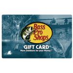 BASS PRO SHOPS<sup>®</sup> $25 Gift Card
